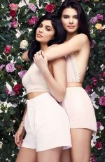 KENDALL and KYLIE JENNER for Pacsun