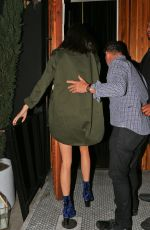 KENDALL JENNER at Nice Guy in West Hollywood 08/26/2016