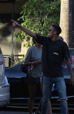 KENDALL JENNER Out and About in Hollywood 08/15/2016