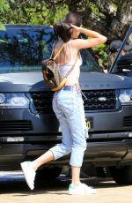 KENDALL JENNER Out and About in Malibu 08/06/2016