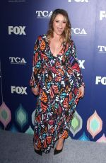 KETHER DONOHUE at Fox Summer TCA All-star Party in West Hollywood 08/08/2016