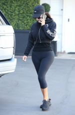 KIM KARDASHIAN at Epione in Beverly Hills 08/13/2016