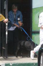KRISTEN STEWART and ALICIA CARGILE Leaves a Pet Store in Los Feliz 08/27/2016