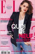KRISTEN STEWART in Elle Magazine, August 2016