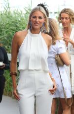 KRISTEN TAEKMAN at Bella Magazine Party in Hamptons 08/06/2016