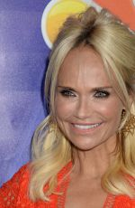 KRISTIN CHENOWETH at NBC/Universal Press Day at 2016 Summer TCA Tour in Beverly Hills 08/02/2016