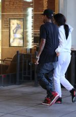 KYLIE JENNER Arrives at a Movie Theatre in Los Angeles 08/18/2016