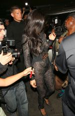 KYLIE JENNER at Nice Guy in West Hollywood 07/31/2016