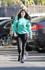 KYLIE JENNER Out and About in Calabasas 08/06/2016