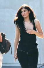 KYLIE JENNER Out and About in Malibu 08/17/2016