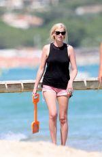 LARA STONE at a Beach in Saint-tropez 08/15/2016