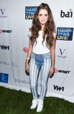 LAURA MARANO at VH1 Save Yjr Music Hamptons Live in Sagaponack 08/27/2016