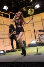 LAURA MARANO Performs at People Now Concert Series Presented by Toyota Music in New York 08/18/2016
