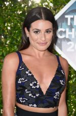LEA MICHELE at Teen Choice Awards 2016 in Inglewood 07/31/2016