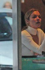LEANN RIMES at Cecconi Restaurant in London 08/02/2016