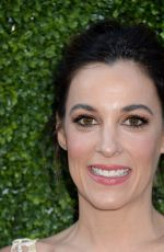 LINDSAY SLOANE at CBS, CW and Showtime 2016 TCA Summer Press Tour Party in Westwood 08/10/2016