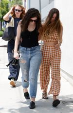 LORDE Out and About in Los Angeles 08/05/2016