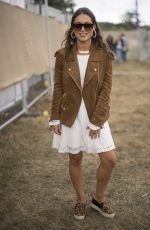 LOUISE THOMPSON at V Festival at Hylands Park in Chelmsford 08/20/2016
