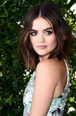 LUCY HALE at Teen Choice Awards 2016 in Inglewood 07/31/2016