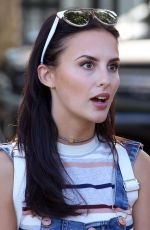 LUCY WATSON at Raffles vs Bodos Cricket Invitational in Chelsea 08/14/2016