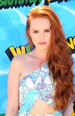 MADELAINE PETSCH at 4th Annual Just Jared Summer Bash in Beverly Hills 08/13/2016
