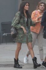 MADISON BEER at Urth Cafe in West Hollywood 08/23/2016