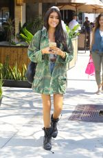 MADISON BEER Out and About in Beverly Hills 08/23/2016