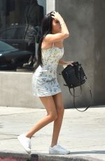 MADISON BEER Out and About in West Hollywood 08/25/ 2016