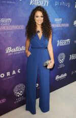 MADISON PETTIS at Power of Young Hollywood Party in Los Angeles 08/16/2016