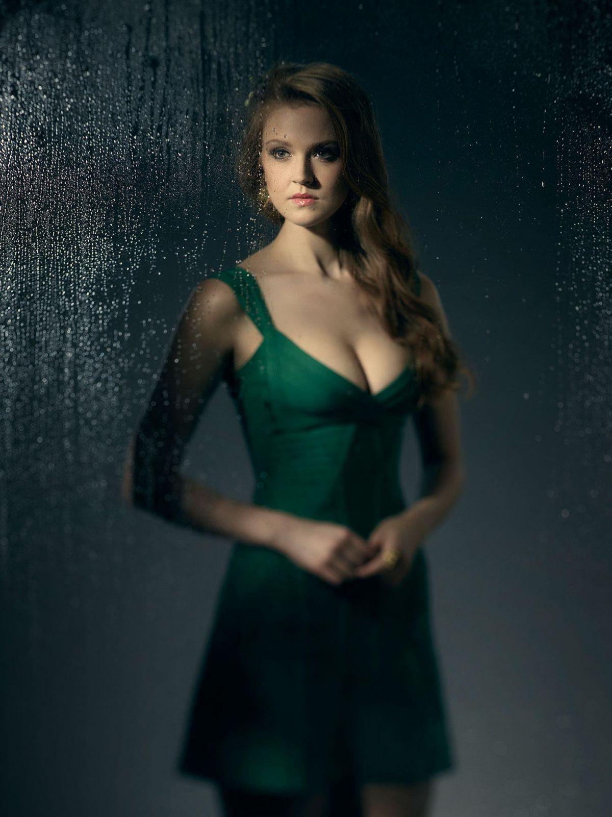 MAGGIE GEHA - Gotham, Season 3 Promo