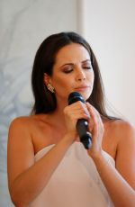 MANDY CAPRISTO at Society Relations Ladies Lunch in Hamburg 08/23/2016