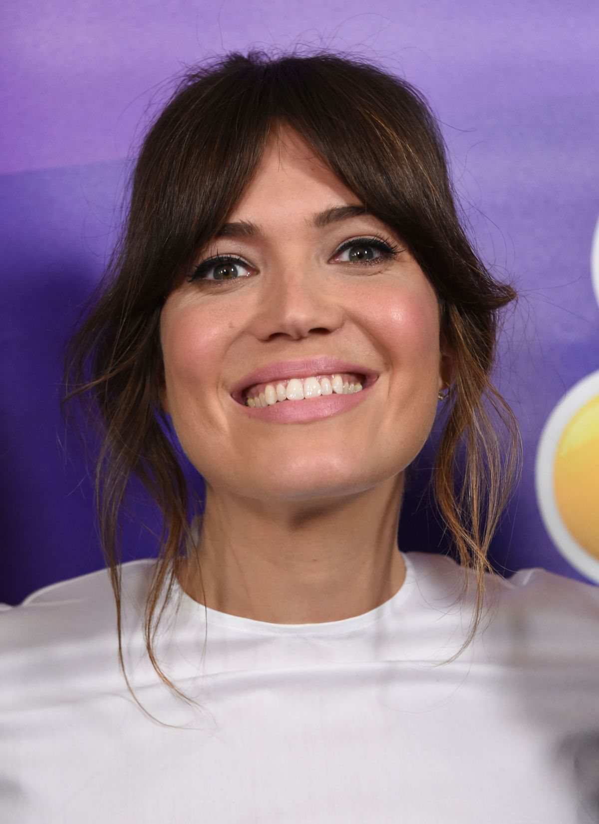 MANDY MOORE at NBC/Universal Press Day at 2016 Summer TCA Tour in Beverly Hills 08/02/2016