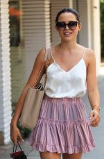 MARA TEIGEN Out Shopping in Beverly Hills 08/26/2016