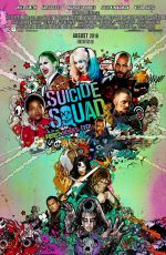 MARGOT ROBBIE - Suicide Squad Posters