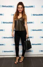 MARIA MENOUNOS at SiriusXM Studios in New York 08/22/2016