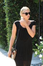 MARIA SHARAPOVA Out and About in Los Angeles 08/01/2016