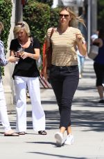MARIA SHARAPOVA Out and About in Los Angeles 08/26/2016