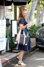 MARIA SHRIVER and KATHERINE SCHWARZENEHHER Shopping at Kate Somerville in Beverly Hills 08/08/2016
