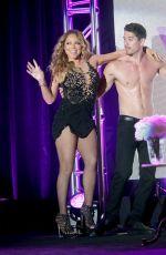 MARIAH CAREY at 2016 Summer TCA Tour in Los Angeles 08/04/2016