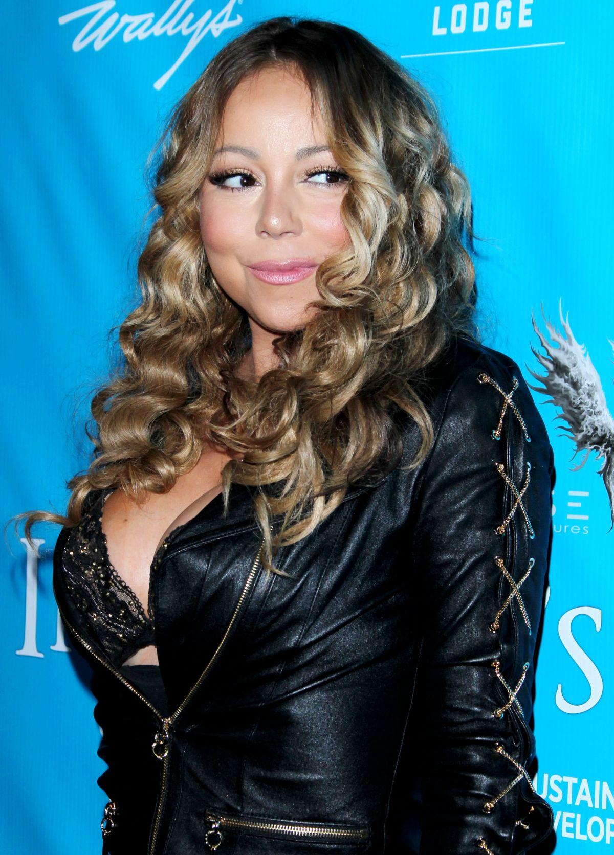 MARIAH CAREY at Harm's Way Foundation Gala 08/10/2016 ... Mariah Carey