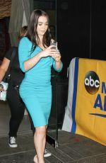MCKAYLA MARONEY at Good Morning America 08/09/2016