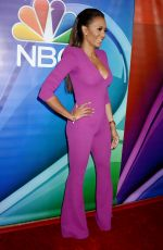 MELANIE BROWN at NBC/Universal Press Day at 2016 Summer TCA Tour in Beverly Hills 08/02/2016