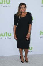 MINDY KALING at Hulu Press Line at TCA Summer 2016 in Beverly Hills