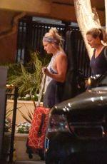 MIRANDA LAMBERT Arrives at Her Hotel in Los Angeles 08/02/2016