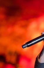 MIRANDA LAMBERT Performs at a Concert in Detroit 08/13/2016