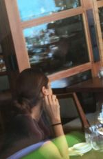 MISCHA BARTON Out for Lunch at Nobu in Malibu 08/18/2016