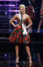 Miss Teen USA 2016 KARLIE HAY at 2016 Miss Teen USA Competition in Las Vegas 07/30/2016