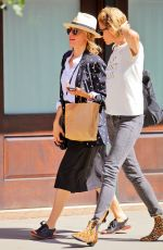NAOMI WATTS Out and About in New York 08/04/2016