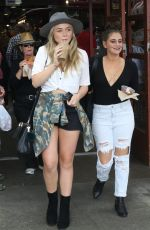 NATALIE ALYN LIND Out and About in Vancouver 08/07/2016