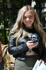 NATALIE ALYN LIND Out in Vancouver 08/17/2016